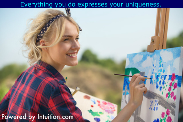 5 Intuitive Insights From Painting a Picture